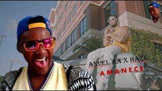 Reacción Anuel Aa + Haze - Amanece    - Jaider Castillo
