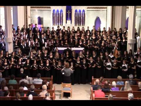Sage Singers & Capital District Youth Chorale - Mass of the Children