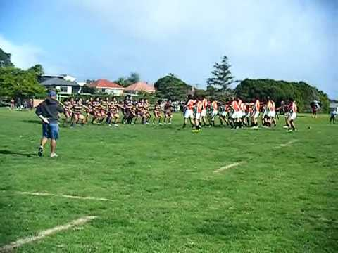 St Pauls College Haka vs Papatoetoe