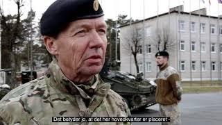 Danmark i spidsen for NATOs nye hovedkvarter