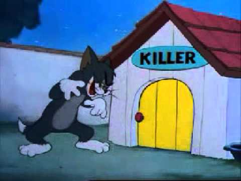 Tom & Jerry - Evil laughter - YouTube