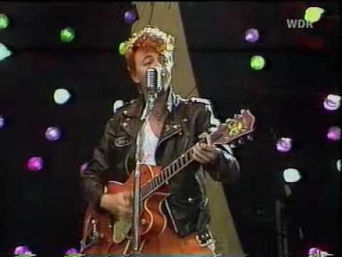 Stray Cats - Baby Blue Eyes (Live on Fridays) - YouTube