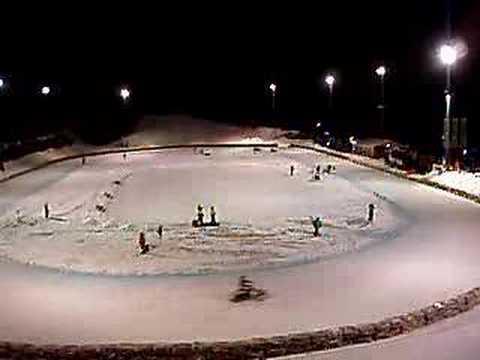 Eisspeedway (Ice Speed Way) Swiss Championship 2008