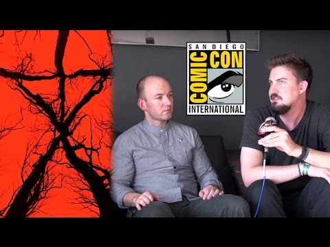 Adam Wingard & Simon Barrett Exclusive BLAIR WITCH Interview (Comic Con 2016)