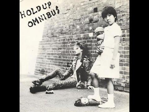 GASTUNK:VA - hold up omnibus (1983.hardcore punk japan )