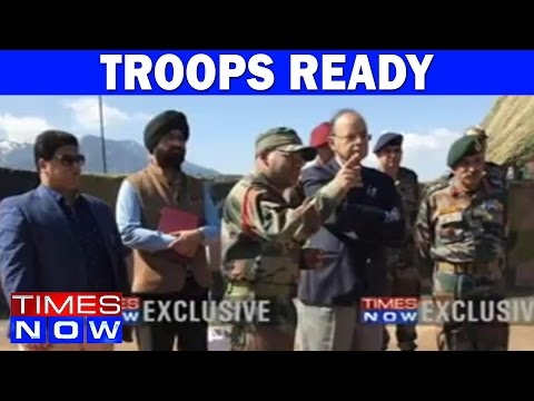 Troops Ready For Any Misadventure: Arun Jaitley