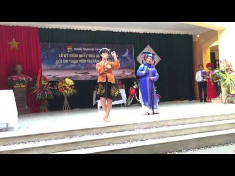 Trích đoạn Mẹ Đốp - Xã trưởng - THCS Tân Định
