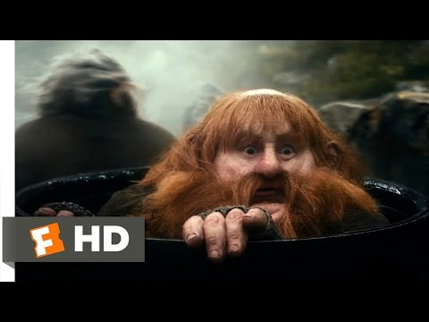 The Hobbit: The Desolation of Smaug - Hold Your Breath Scene (3/10)   Movieclips