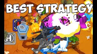This is THE BEST STRATEGY In Bloons TD 6