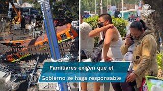 Los familiares de Sergio René Alvarado denuncian que ningún representante del Gobierno capitalino se ha tenido algún acercamiento con ellos y exigen que se hagan cargo no sólo de la hospitalización y operación, sino también de la rehabilitación de las víctimas