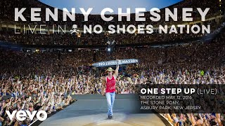 Kenny Chesney - One Step Up (Live) (Audio) YouTube Videos