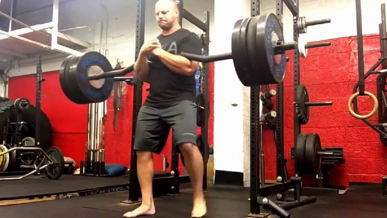 2 Wrestling Strength Exercises for Lower Body