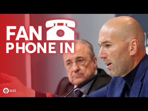 Zidane Quits! Does It Affect Bale to Manchester United? Fan Phone In!