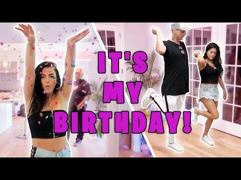 My BIRTHDAY PARTY Was OUT OF CONTROL! Our New House Is TRASHED...