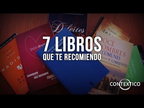 7 Libros Que Te Recomiendo | Todo Cristiano debería leerlos