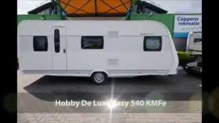 Hobby De Luxe Easy 540 KMFe - Coppens Rekreatie