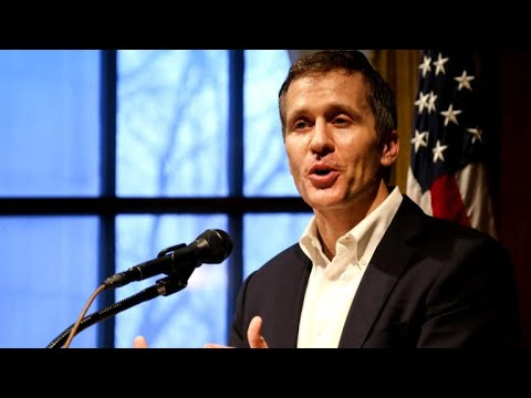Report on Missouri governor details woman's graphic allegations