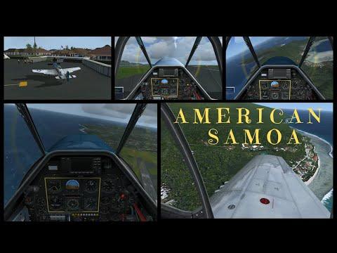 World Tour - Pacific Island Adventures - American Samoa (East)