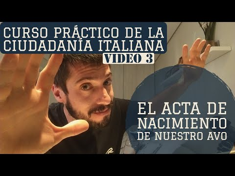 Acta de nacimiento argentina online dating