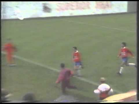 Radnicki Novi Beograd - Radnicki Nis 2:1,Sezona 1992/93.mpg