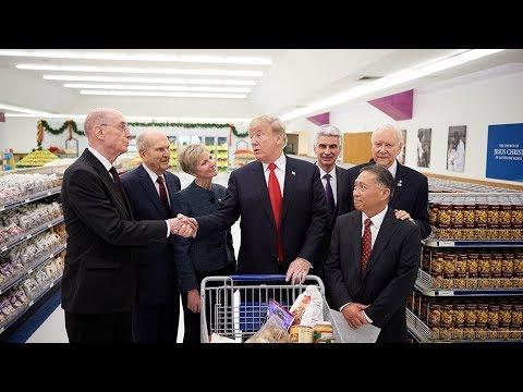 US President Visits Welfare Square