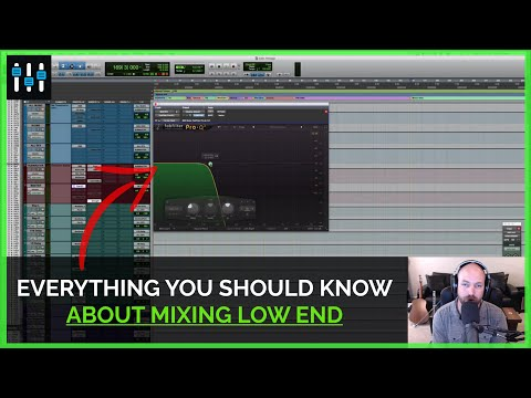 Mixing Low End (+ Free Hip-Hop Multitracks)