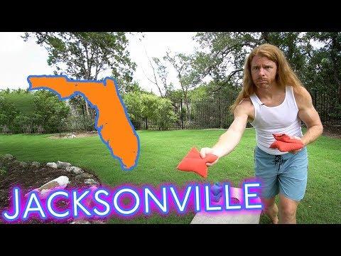 Jacksonville: The Armpit Of Florida?
