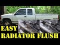 1995 Chevy Truck V8 350 Cooling system Radiator flush