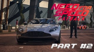 Tyler tries to join the House (NFS Payback Gameplay Part #2)