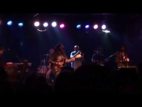 Zach Mufasa band - Jackson five cover at the Springfield, Mo Reggae show