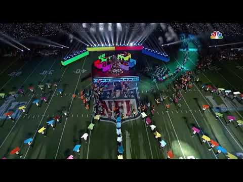 Justin Timberlake - Can't Stop The Feeling (Superbowl Halftime LII)
