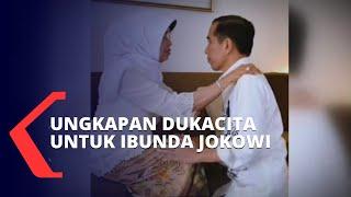Gambar cover Kumpulan Ungkapan Dukacita Untuk Ibunda Jokowi