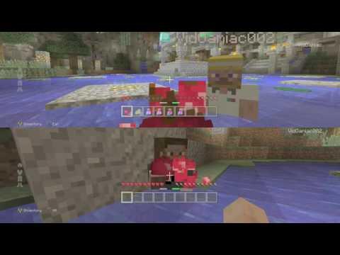 Minecraft: Battle Mode - 'Tis but a scratch