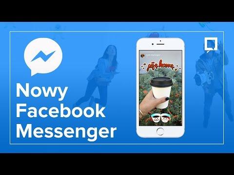Nowy Facebook Messenger. Tylko w Polsce!