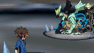 Fate Battle vs Team Plasma Ghetsis!! [Pokemon Black 2]
