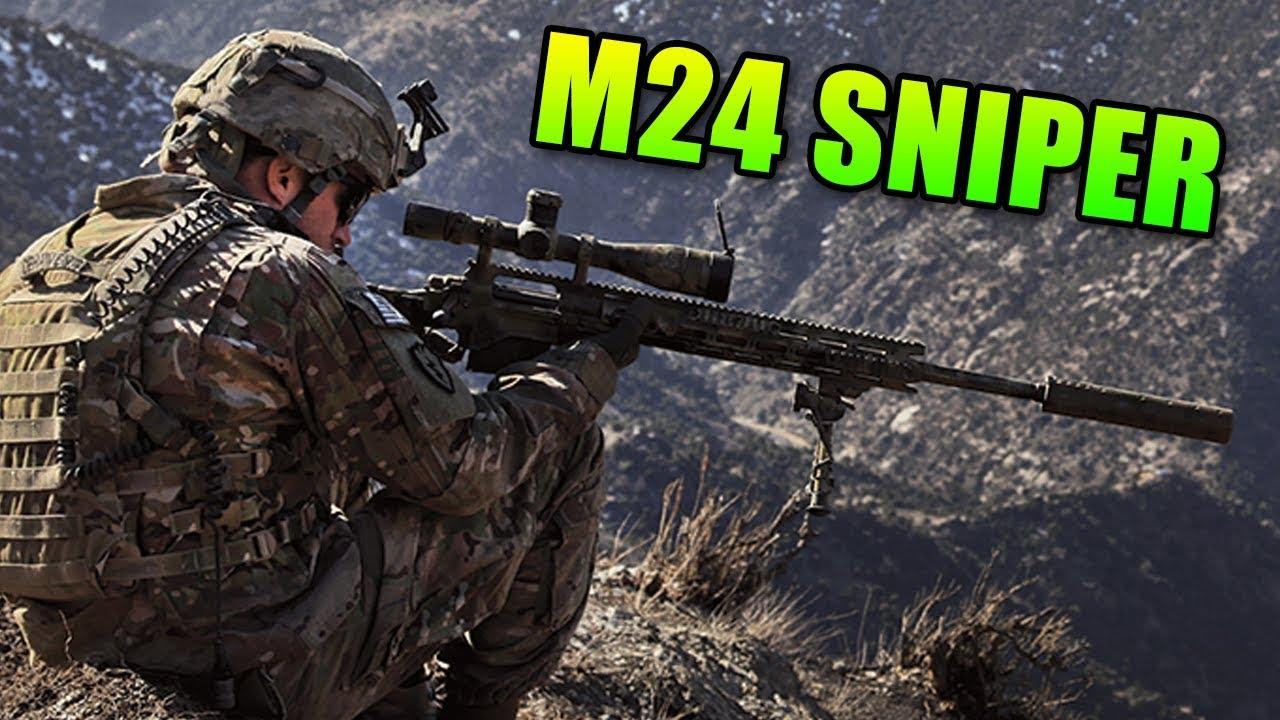 Pubg Wallpaper M24: Battlegrounds PUBG - YouTube