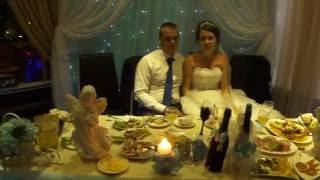 голубая свадьба в кафе