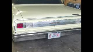 1965 nova ss