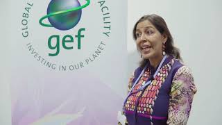 Interview with Baljit Wadhwa. Senior Evaluation Officer - GEFIEO