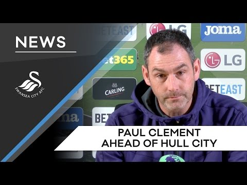 Swans TV - Preview: Clement on Hull