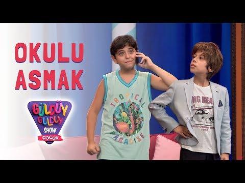 Güldüy Güldüy Show Çocuk 6. Bölüm, Okulu Asmak