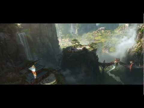 《魔兽世界:潘达利亚之谜》改版动画影片