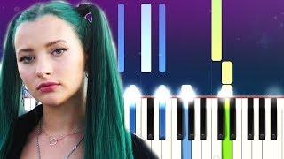Au/Ra - Panic Room (Piano Tutorial)