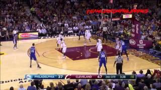 sixers vs cavaliers full highlights november 7 2015