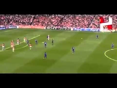 Alen Halilovic Goal Barcelona B - Ponferradina
