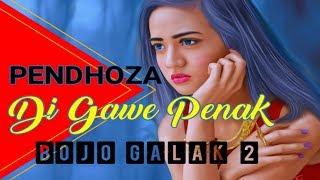 Video Di Gawe Penak (Bojo Galak 2) -PENDHOZA - HipHop Terbaru 2018 Lirik download MP3, 3GP, MP4, WEBM, AVI, FLV Juli 2018