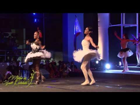 Mutya ng South Cotabato Part1 - Tnalak Festival 2015