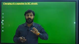 I PUC | ELECTRONICS | AC and DC APPLIED TO PASSIVE COMPONENTS  -  02