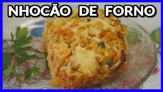 NHOCÃO DE FORNO