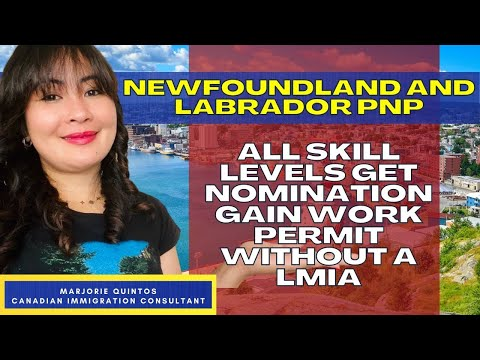 LOW-SKILLED Workers | PR TO CANADA (Unskilled Direct-PNP IMMIGRATION)